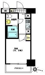 グランド・ガーラ西麻布[7階]の間取り