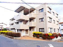 広島県安芸郡熊野町城之堀1丁目の賃貸マンションの外観
