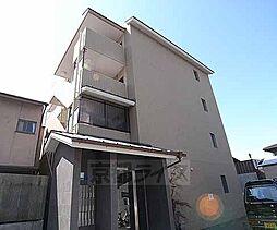 京都府京都市東山区慈法院庵町の賃貸マンションの外観
