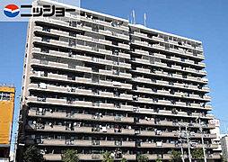 レジディア日比野[11階]の外観