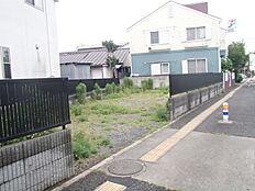 立川市富士見町2丁目 土地です。