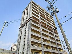 ニューリバー三萩野[7階]の外観