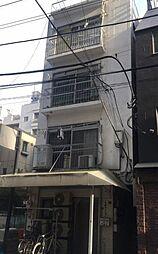 志村マンション[107号室]の外観