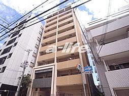 スワンズコート新神戸[803号室]の外観