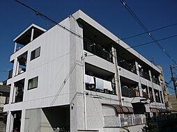 リバーツルミ[2階]の外観