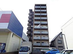 福岡県北九州市八幡西区光明2丁目の賃貸マンションの外観