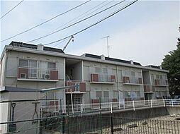 サンハイツ富士A棟[201号室]の外観