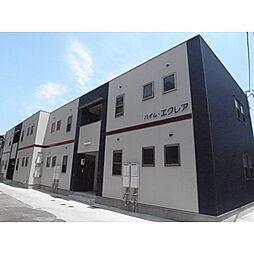 静岡県静岡市駿河区小鹿1丁目の賃貸アパートの外観