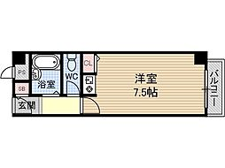 サンフォレスト新中条[2階]の間取り