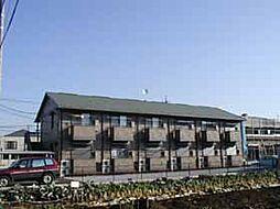 パークサイド城東[2階]の外観