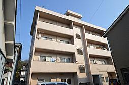 兵庫県姫路市手柄の賃貸マンションの外観