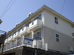 サザンポートC[1階]の外観