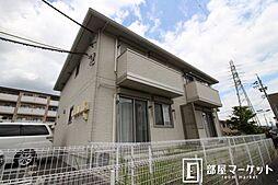 愛知県豊田市京町2丁目の賃貸アパートの外観