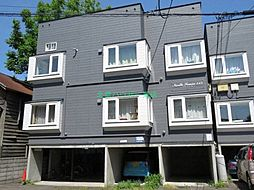 北海道札幌市東区北十一条東5丁目の賃貸アパートの外観