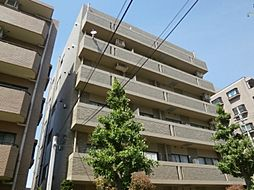 キャロット廻沢[6階]の外観