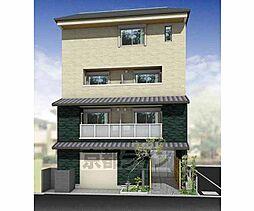 京都府京都市中京区元竹田町の賃貸マンションの外観
