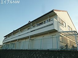 都コーポ[1階]の外観