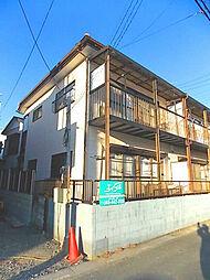 石川コーポ[1階]の外観