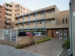 ソレイユ東奈良[1階]の外観