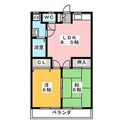上板橋駅 7.5万円