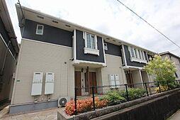 広島県福山市大門町4丁目の賃貸アパートの外観