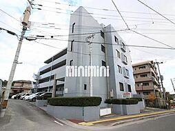 福岡県大野城市上大利2丁目の賃貸マンションの外観