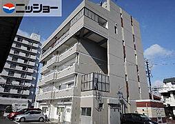 竹中ビル[2階]の外観