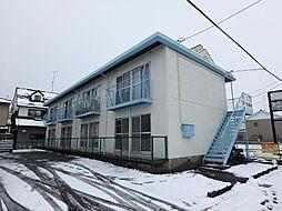 コーポ藤井[2階]の外観