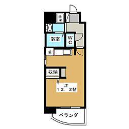 COSMO III[5階]の間取り