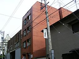 愛知県名古屋市中区正木2丁目の賃貸マンションの外観