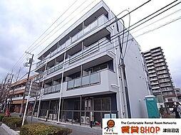 LivLi・Okubo[1階]の外観