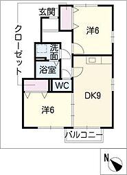 NEXUS[1階]の間取り