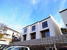 [テラスハウス] 福岡県福岡市南区多賀1丁目 の賃貸【/】の外観