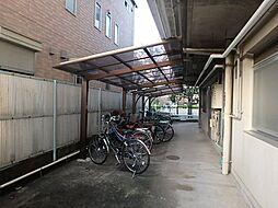 小川ハイツ[1階]の外観
