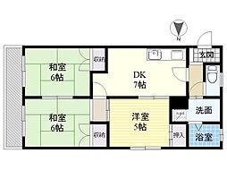 牧駅 4.3万円