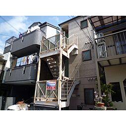 ドマーティオ富田[3階]の外観