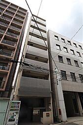 W.O.B.AWAZA[8階]の外観