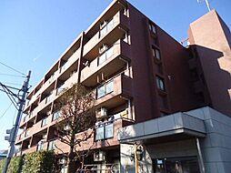サンパティーク[4階]の外観