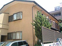 片山コーポラス[2階]の外観
