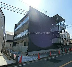 JR中央本線 武蔵境駅 徒歩18分の賃貸マンション