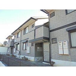 静岡県浜松市中区西伊場町の賃貸アパートの外観