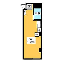 アイプラザ101[4階]の間取り