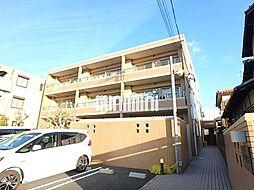 愛知県名古屋市昭和区鶴羽町2丁目の賃貸マンションの外観