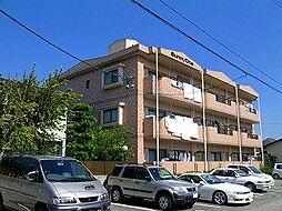 熊本県熊本市南区出仲間6丁目の賃貸マンションの外観