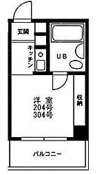 早稲田駅 5.6万円