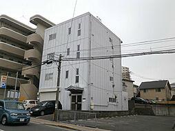長崎県長崎市本原町の賃貸マンションの外観