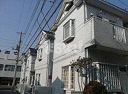 千葉県市川市広尾1の賃貸アパートの外観