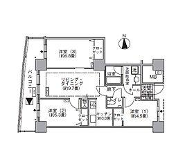 浜松町駅 28.8万円