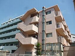 ニットーコーポ[2階]の外観
