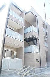 千葉県市川市新田4丁目の賃貸マンションの外観